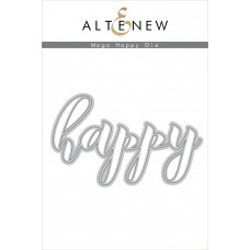Altenew - Mega Happy - Stanze