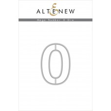 Altenew - Mega Number 0 - Stanze