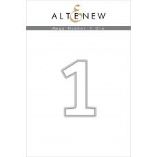 Altenew - Mega Number 1 - Stanze