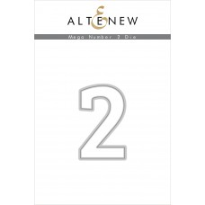 Altenew - Mega Number 2 - Stanze