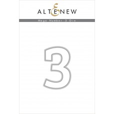 Altenew - Mega Number 3 - Stanze