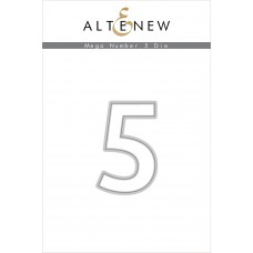 Altenew - Mega Number 5 - Stanze