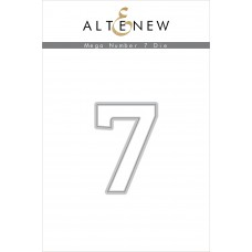 Altenew - Mega Number 7 - Stanze