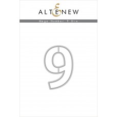 Altenew - Mega Number 9 - Stanze
