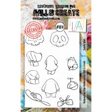 AALL & Create - A7 Stamps - Quirks Mini
