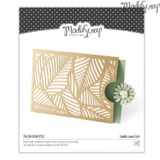 ModaScrap - Leaves Card - Stanze