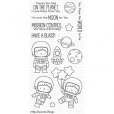 My Favorite Things - Space Explorer - Clear Stamp 6x8