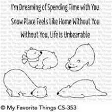 My Favorite Things - Unbearably Cute - Clear Stamp