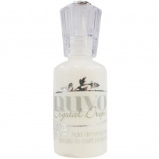 Nuvo Crystal Drops 30ml - Gloss White