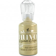 Nuvo Crystal Drops 30ml - Pale Gold