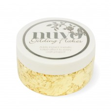 Nuvo - Gilding Flakes - Gold
