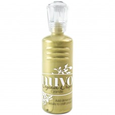 Nuvo Crystal Drops Grande Metallic - Bright Gold - 60ml