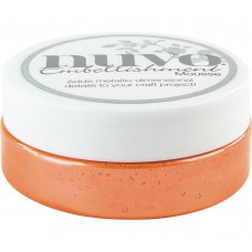 Nuvo Embellishment Mousse - Orange Blush
