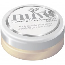 Nuvo Embellishment Mousse - Mother Of Pearl