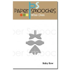Paper Smooches - Wise Dies - Baby Bow