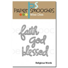 paper smooches wise dies religious words