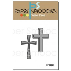 paper smooches wise dies crosses