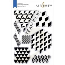 Altenew - Pattern Power - Clear Stamp 6x8