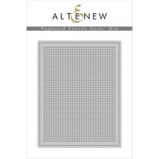 Altenew - Pegboard Canvas - Stanze