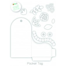 Create A Smile - Pocket Tag Stanzen