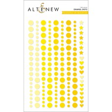 Altenew - Enamel Dots - Pocketful of Sunshine
