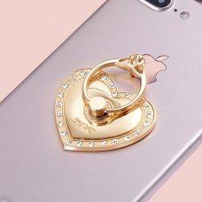 Popsocket - Diamantherz - Gold