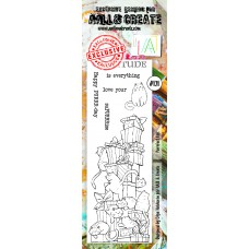 AALL & Create - Border Stamps - Purrfect Gift