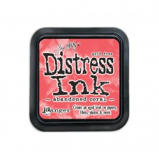 Ranger - Distress Ink by Tim Holtz - Abandoned Coral