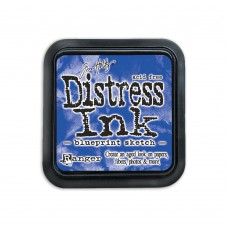 Ranger - Distress Ink by Tim Holtz - Blueprint Sketch