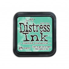 Ranger - Distress Ink by Tim Holtz - Cracked Pistachio