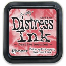 Ranger - Distress Ink by Tim Holtz - Festive Berries