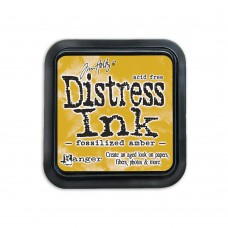 Ranger - Distress Ink by Tim Holtz - Fossilized Amber