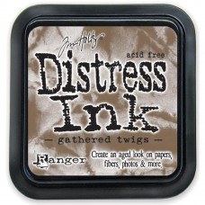 Ranger - Distress Ink by Tim Holtz - Gathered Twigs