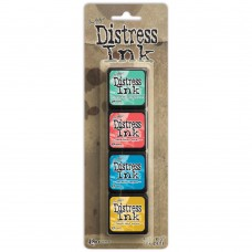 Ranger - Distress Ink by Tim Holtz - Mini Ink Kit 13