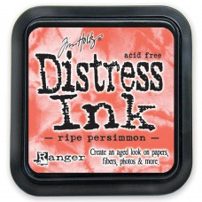 Ranger - Distress Ink by Tim Holtz - Ripe Persimmon