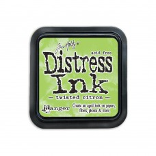 Ranger - Distress Ink by Tim Holtz - Twisted Citron