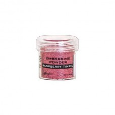 Ranger - Embossing Powder - Raspberry Tinsel