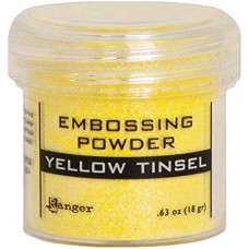 Ranger - Embossing Powder - Yellow Tinsel