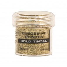Ranger - Embossing Powder 1oz (16gr) - Gold Tinsel
