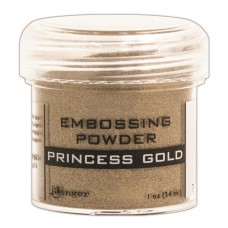 Ranger - Embossing Powder 1oz (16gr) - Princess Gold