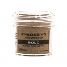 Ranger - Embossing Powder 1oz (16gr) - Super Fine Gold