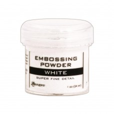 Ranger - Embossing Powder 1oz (16gr) - Super Fine White