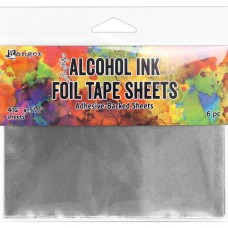 Ranger - Tim Holtz Alcohol Ink Folien - 6er Pack