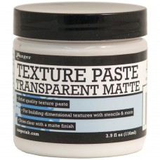 Ranger Texture Paste - Transparent Matt