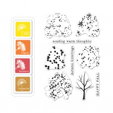 Hero Arts - Color Layering Fall Trees - Bundle