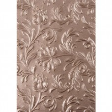 Sizzix 3D Embossing Folder By Tim Holtz - Botanicals