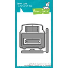 Lawn Fawn - Sprinkled With Joy Add-On - Cuts