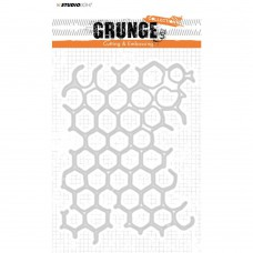 Studio Light Grunge Collection Cutting & Embossing Die - 149