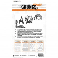 Studio Light Grunge Collection Cutting & Embossing Die - 151