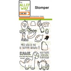 """The Alley Way Stamps - Stempelset 4x6"""" - Stomper"""